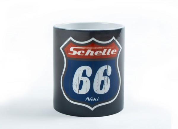 Original Niki Schelle Tasse